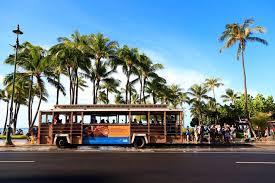 ハワイ ハネムーン 交通費