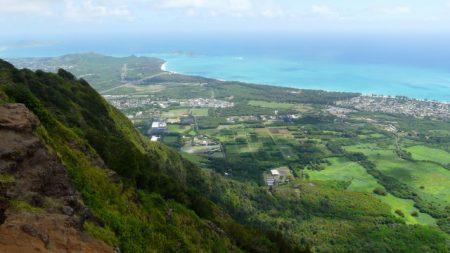 ハワイ クリオウオウ・トレッキング・ツアー