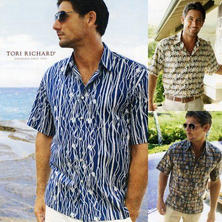 ハワイ アロハシャツ シルク