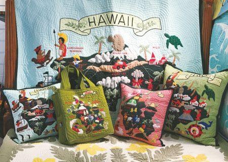 ハワイ ハワイアンキルト ホノルル