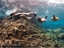 ハワイ シュノーケリング 溶岩洞窟アドベンチャー シュノーケリングツアー