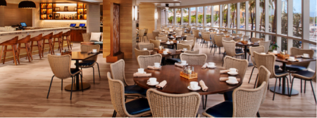 ハワイ ホテル レストラン