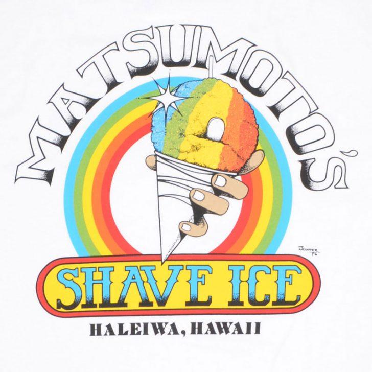 ハワイ かき氷 マツモトシェイブ