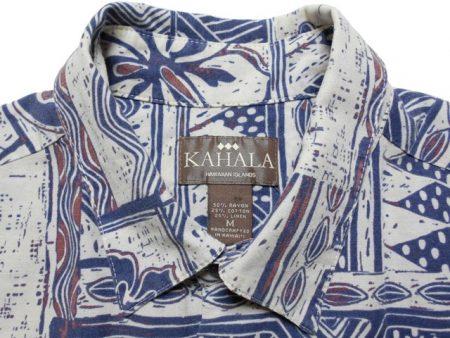 ハワイ アロハシャツ カハラサイズ