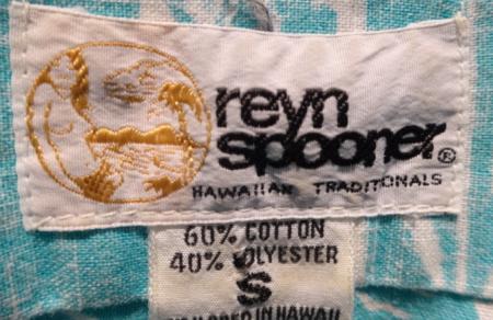 ハワイ レインスプーナー 80年代