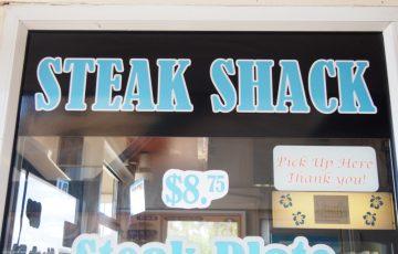 ハワイ ステーキシャック おすすめ