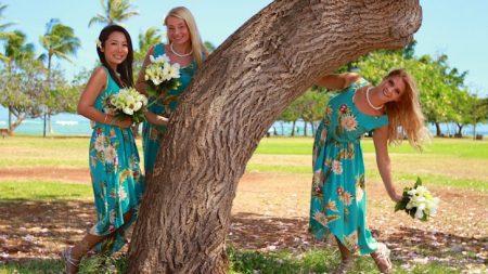 ハワイ ドレスコード レディース