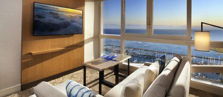 ハワイ ホテル サンセット