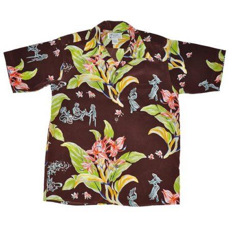 ハワイ アロハシャツ アバンティ