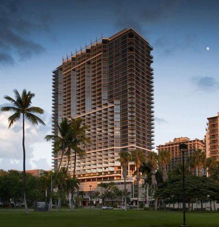 ハワイ ステーキ トランプタワー