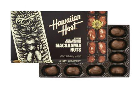 ハワイ チョコレート ハワイアンホースト