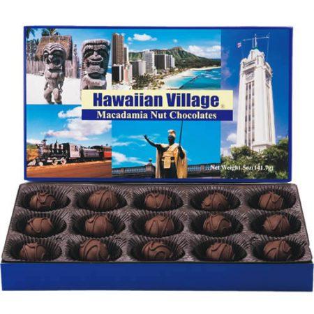 ハワイ チョコレート ハワイアンビレッジ