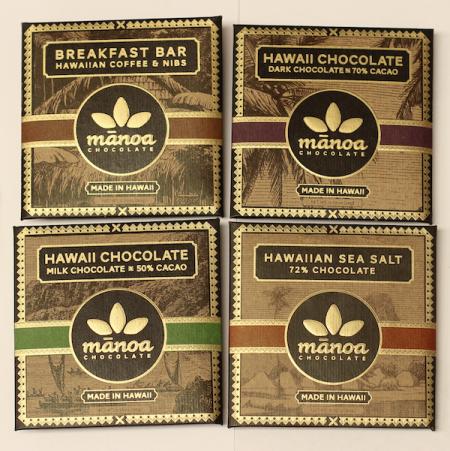 ハワイ チョコレート マノアチョコレート