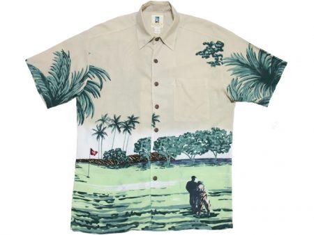 ハワイ アロハシャツ カハラ