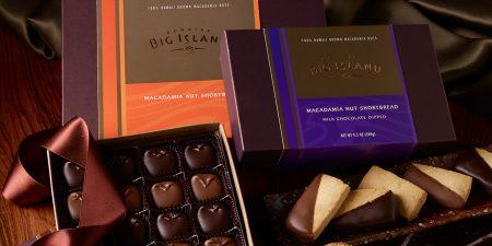 ハワイ チョコレート ビックアイランドキャンディーズ