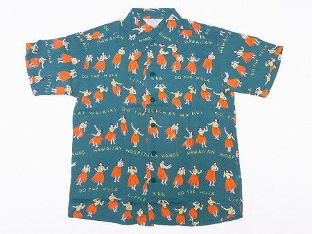 ハワイ アロハシャツ サンサーフ