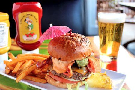 ハワイ グルメランキング ハンバーガー