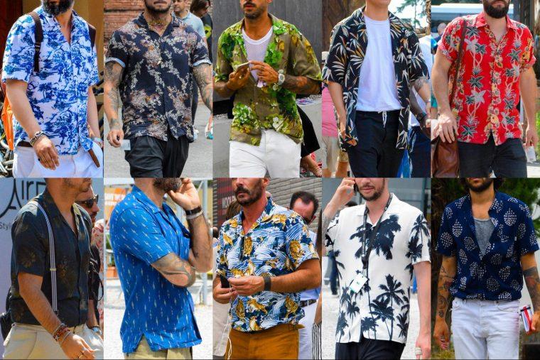 ハワイ アロハシャツ 歴史から現代まで