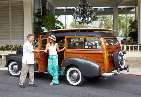ハワイ 海外セレブファッション