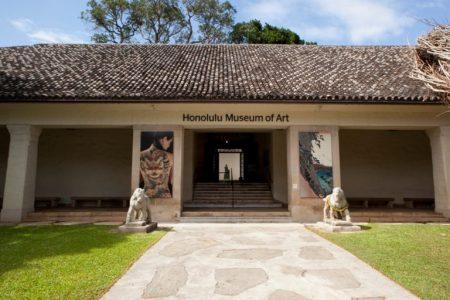 ハワイ ホノルル美術館 ワイキキ