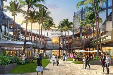 ハワイ 最大級のショッピングセンター アラモアナショッピングセンター