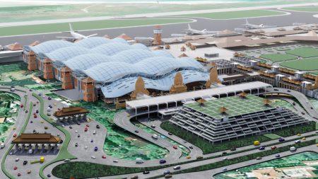 バリ島 イ・グスティ・ングラ・ライ国際空港