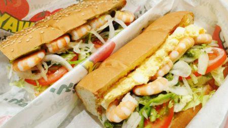 ハワイ サブウェイ サンドイッチ