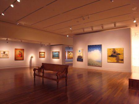 ハワイ ホノルル美術館 有名な画家