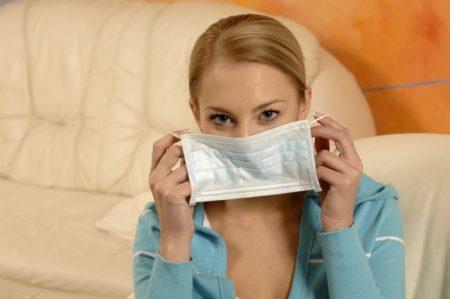 ハワイ 機内で便利な持ち物 マスク
