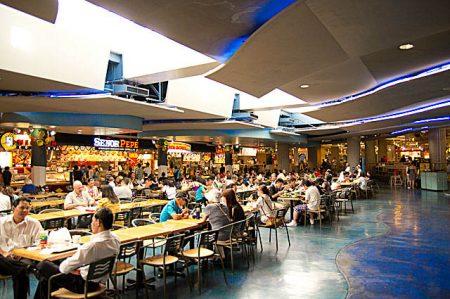 ハワイ アラモアナショッピングセンター レストラン