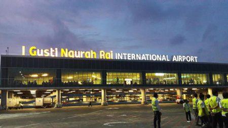 バリ島 イ・グスティ・ングラ・ライ国際空港 施設とサービス