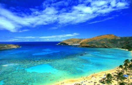 ハワイ おすすめビーチ ハナウマ湾