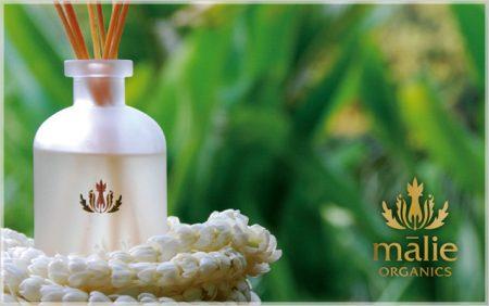 ハワイ オーガニックコスメ 植物原材料