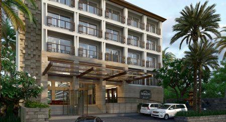バリ島 フェアフィールド バイ マリオット バリ レギャン ホテル