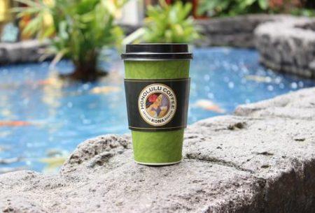 ハワイ ホノルルコーヒー コナコーヒー
