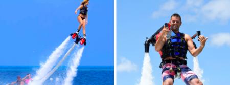ハワイ マリンスポーツ ジェットリブ