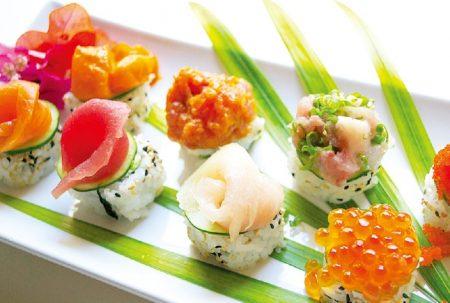 ハワイ 日本食 寿司