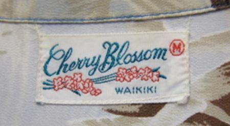 ハワイ ヴィンテージアロハシャツ タグの特徴