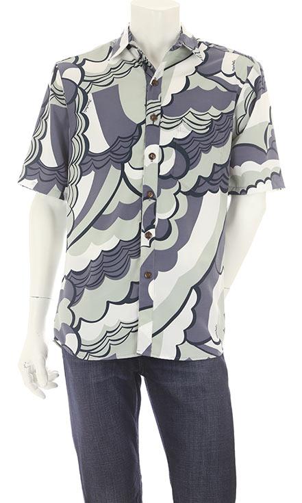 ハワイ アロハシャツ