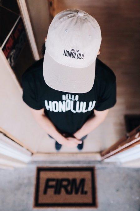 ハワイ ストリートショップ The Firm HNL