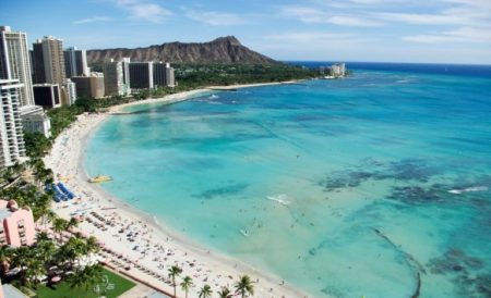ハワイ おすすめbビーチ ワイキキビーチ