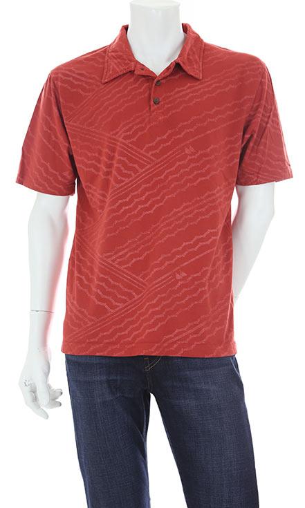 ハワイ アロハシャツ ニットポロシャツ