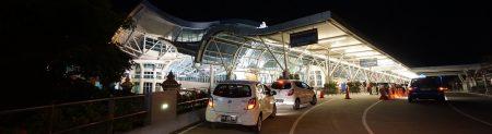 バリ島 イ・グスティ・ングラ・ライ国際空港 交通情報