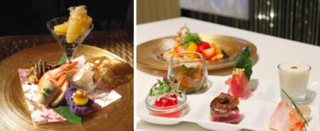 ハワイ 鉄板&寿司カイワ 日本食