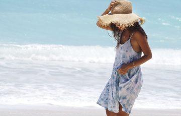ハワイ 海外セレブ ファッション
