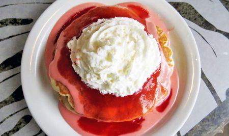 ハワイ シナモンズレストラン パンケーキ