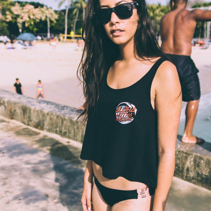 ハワイ ストリートファッション ブランド
