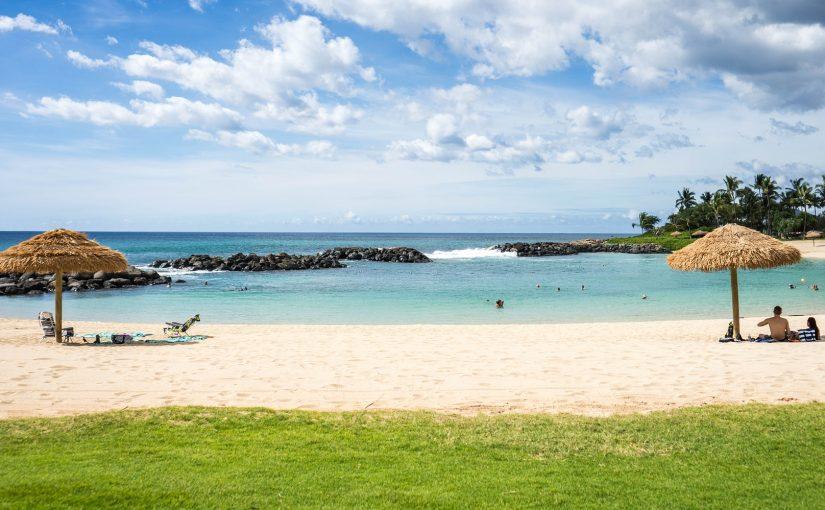 ハワイ ビーチ 魅力