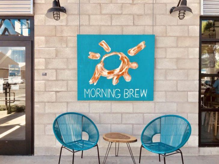 ハワイ カフェ モーニングブリュー