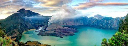 ハワイ 火山 活山火山